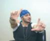 picture of Naser Abu Lafia arab rapper