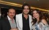 Abdul Aziz and Egyptian singer Angham