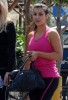 Kim Kardashian seen on her way to the gym on July 8th 2009 6