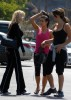 Kim Kardashian seen on her way to the gym on July 8th 2009 1