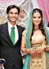 picture of Sania Mirza engagement to Sohrab Mirza