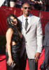 Kobe Bryant and his wife Vanessa Bryant arrive together on the red carpet of the 17th Annual ESPY Awards