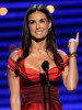 Demi Moore onstage presenting an award during the 17th Annual ESPY Awards