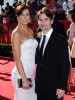 Jeff Gordon arrives with his wife Ingrid Vandebosch at the 17th Annual ESPY Awards