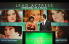 the 61st Primetime Emmy Awards Nominations Announcement for lead actress in miniseries or a movie