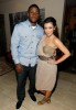 kim kardashian and her boyfriend Reggie Bush at a Private Dinner for the Diamond Empowerment Fund on July 16th 2009 6