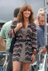 Jennifer Lopez on the filming set of her upcoming movie The BackUp Plan in Tribeca in July 2009 11
