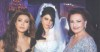 Haifa Wehbe picture from her wedding to Abu Hashima with singer Nawal Zoghbi