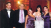 Haifa Wehbe picture from her wedding to Abu Hashima the newly wed couple