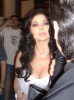 Hayfa Wahbe spotted backstage at the 2009 Murex Dor Lebanese Awards picture during a TV Channel interview after winning the 2009 pop icon 3