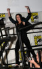 Megan Fox speaks during a panel for Jonah Hex at ComicCon 2009 in San Diego on July 23rd 2009 1