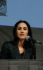 Megan Fox speaks during a panel for Jonah Hex at ComicCon 2009 in San Diego on July 23rd 2009 4