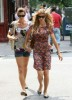 jill mccormick spotted with Gisele Bundchen in New York City on July 20th 2007 2