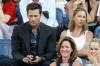 jill goodacre and Harry Connick Jr at the 2008 US Open Mens Championship Match in Arthur Ashe Stadium at the USTA Billie Jean King National Tennis Center on September 8th 2008 in New York City 4
