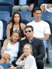 jill goodacre and Harry Connick Jr at the 2008 US Open Mens Championship Match in Arthur Ashe Stadium at the USTA Billie Jean King National Tennis Center on September 8th 2008 in New York City 5