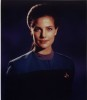Terry Farrell desktop wallpaper from Star Treck