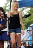 LeAnn Rimes performs during the 2009 Lollapalooza Music Festival at Grant Park on August 7th 2009 in Chicago Illinois 3