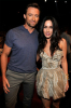 Hugh Jackman and Megan Fox picture at the 2009 Teen Choice Awards held at the Gibson Amphitheatre on August 9th, 2009 in Universal City, California
