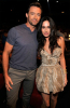 Hugh Jackman with Megan Fox picture at the 2009 Teen Choice Awards held at the Gibson Amphitheatre on August 9th, 2009 in Universal City, California