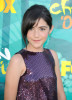 Isabelle Fuhrman at the 2009 Teen Choice Awards held at the Gibson Amphitheatre on August 9th, 2009 in Universal City, California