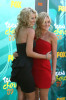 AJ Michalka and sister Alyson Michalka photo at the 2009 Teen Choice Awards held at the Gibson Amphitheatre on August 9th, 2009 in Universal City, California