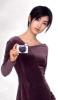 Noriko Sakai photo from Canon promo advertisement back in 1998 3
