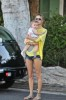 Alessandra Ambrosio spotted playing with her little daughter Anja Louise at a park in Santa Monica on July 7th 2009 1