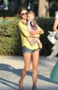 Alessandra Ambrosio spotted playing with her little daughter Anja Louise at a park in Santa Monica on July 7th 2009 3
