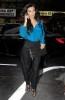 Kim Kardashian photo visiting The Alexa Chung Show  New York on July 29th 2009 1