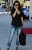 Kim Kardashian spotted about in Los Angeles on July 27th 2009 4
