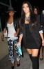 Kim Kardashian picture leaving Madame Royale Nightclub on August 3rd 2009 2