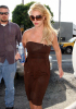 Britney Spears spotted shopping around on Robertson Blvd at Vionnet in Los Angeles August 11th 2009 1