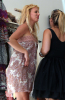Britney Spears spotted shopping around on Robertson Blvd at Vionnet in Los Angeles August 11th 2009 6