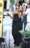 Alessandra Ambrosio spotted eating chocolate chip ice cream cone while out in New York City on August 10th 2009 2