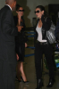 Victoria Beckham spotted with Kara DioGuardi as they arrive At LAX airport August 2009 2