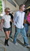 Britney Spears and her boyfriend Jason Trawick out in Los Angeles on June 26th 2009