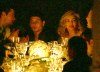 Madonna and Jesus Luz spotted celebrating her dinner birthday party at Portofino resort in Italy on August 17th 2009 8