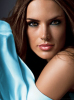 Alessandra Ambrosio latest high quality desktop wallpapers full makeup shot