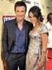 Mila Kunis with Jason Bateman at the premiere of their new movie Extract held at ArcLight Hollywood on August 24th 2009 in Los Angeles 2