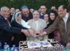 Jamal Sleiman picture from the Egyptian Ramadan series Afrah Iblis with Ayten Amer and Abla Kamel and Reham Abdel Ghafoor
