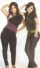 Ayten Amer picture with lebanese actress noor