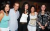 Ayten Amer with Ghada Adel and Sherif Monir