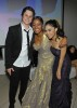 Keke Palmer with Matt Shively and Ashley Argota as she celebrates her sweet sixteen birthday at a prom themed party in Los Angeles on August 22nd 2009 2