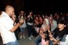 Mohamad Qwaider concert picture at the SOS village in Amman Jordan in August 2009