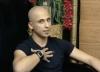 Mohamad Qwaider picture at a TV interview of Al Jaras channel in Lebanon 3