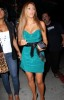 kim kardashian out for the birthday party of Brody Jenner on September 1st 2009 4