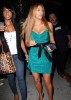 kim kardashian out for the birthday party of Brody Jenner on September 1st 2009 5