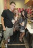 kim kardashian picture at Millions of Milkshakes with Rob and Kourtney on August 30th 2009 1