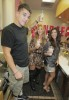 kim kardashian picture at Millions of Milkshakes with Rob and Kourtney on August 30th 2009 3