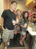 kim kardashian picture at Millions of Milkshakes with Rob and Kourtney on August 30th 2009 6